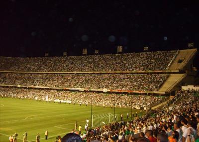 Partido del Centenario del Real Betis Balompié